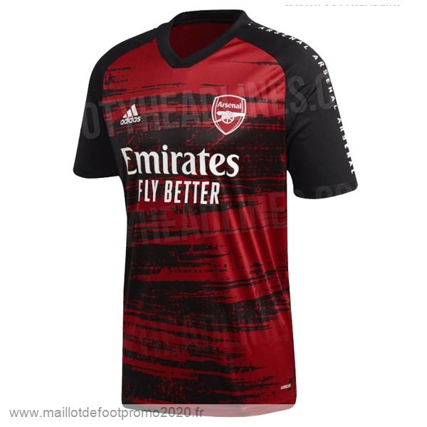 Maillot De Foot Pas Chere Pre Match Maillot Arsenal 2020 2021 Rouge