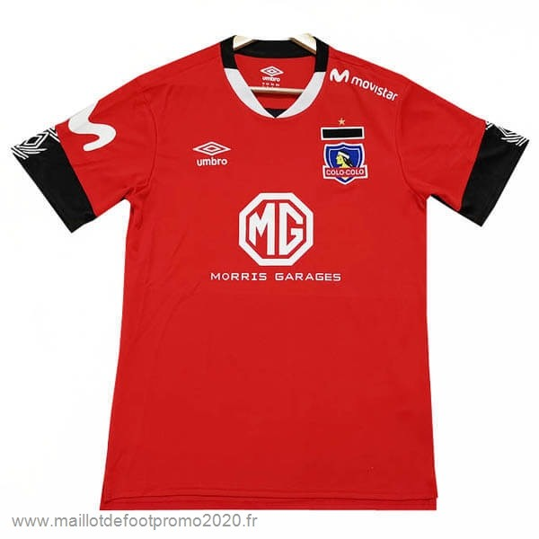 Maillot De Foot Pas Chere Third Maillot Colo Colo 2019 2020 Rouge