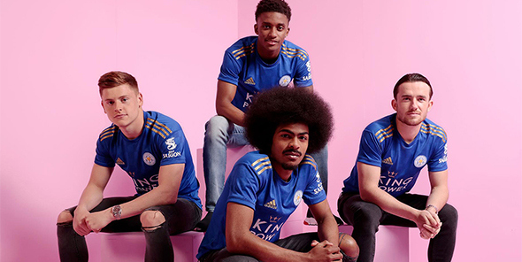 Maillot De Foot Leicester City